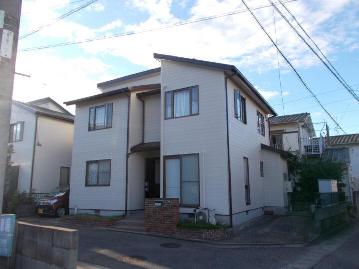 高松市 A様邸 屋根遮熱塗装 外壁高耐候型塗料